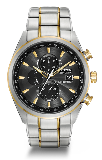 World Chronograph A-T | AT8014-57E