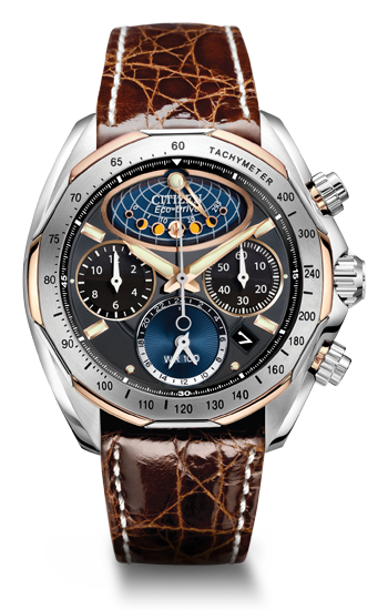 MOON PHASE FLYBACK CHRONO | AV3006-09E