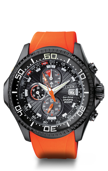 PROMASTER DEPTH METER CHRONOGRAPH | BJ2118-09E