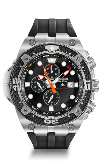 PROMASTER DEPTH METER CHRONOGRAPH | BJ2135-00E