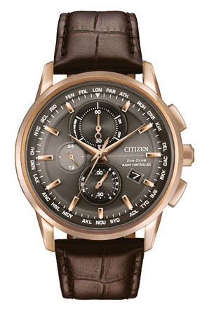 World Chronograph  A-T | AT8113-04H