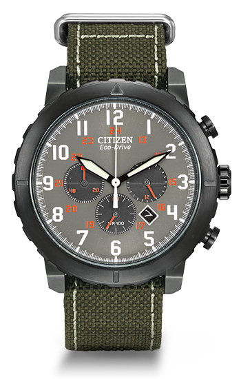 Military Chronograph | CA4098-14H