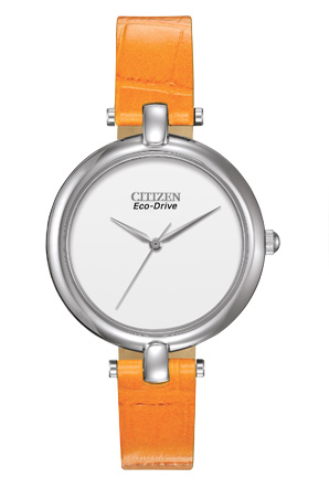 Citizen Citizen Eco-Drive  Silhouette EM0250-01A Silhouette