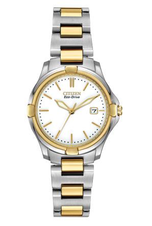 Citizen Citizen Eco-Drive  Ladies' Bracelet EW1964-58A Silhouette